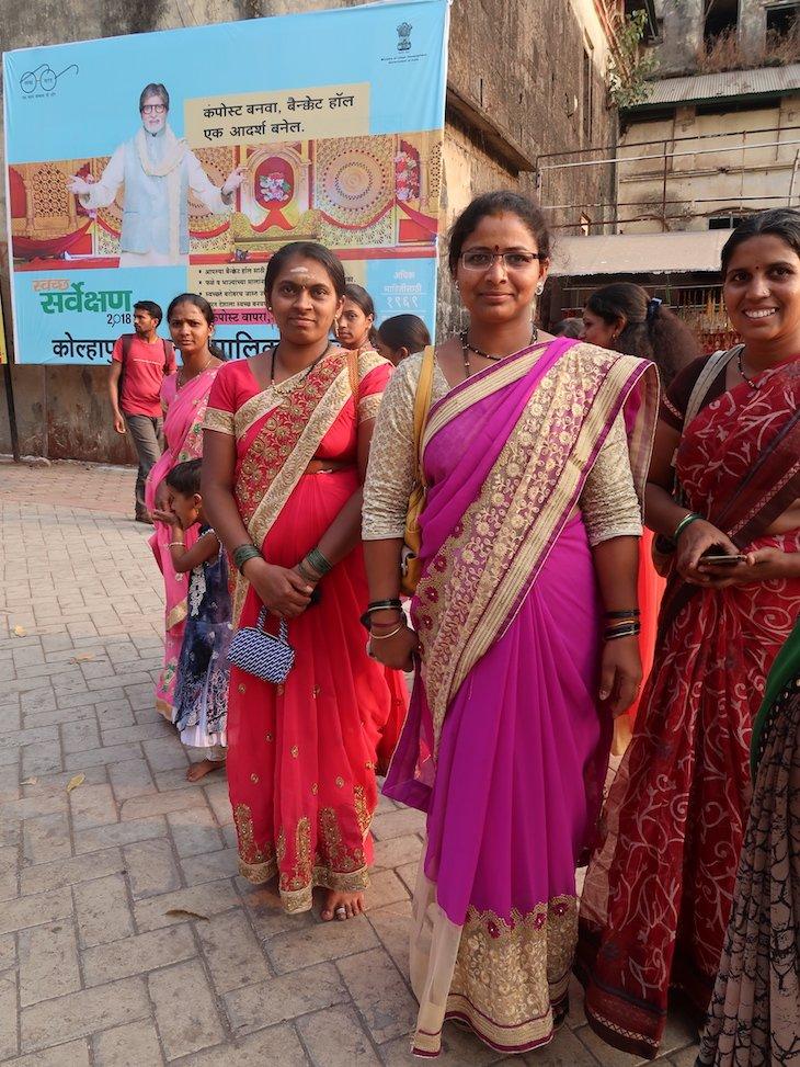 Sári - Índia © Viaje Comigo