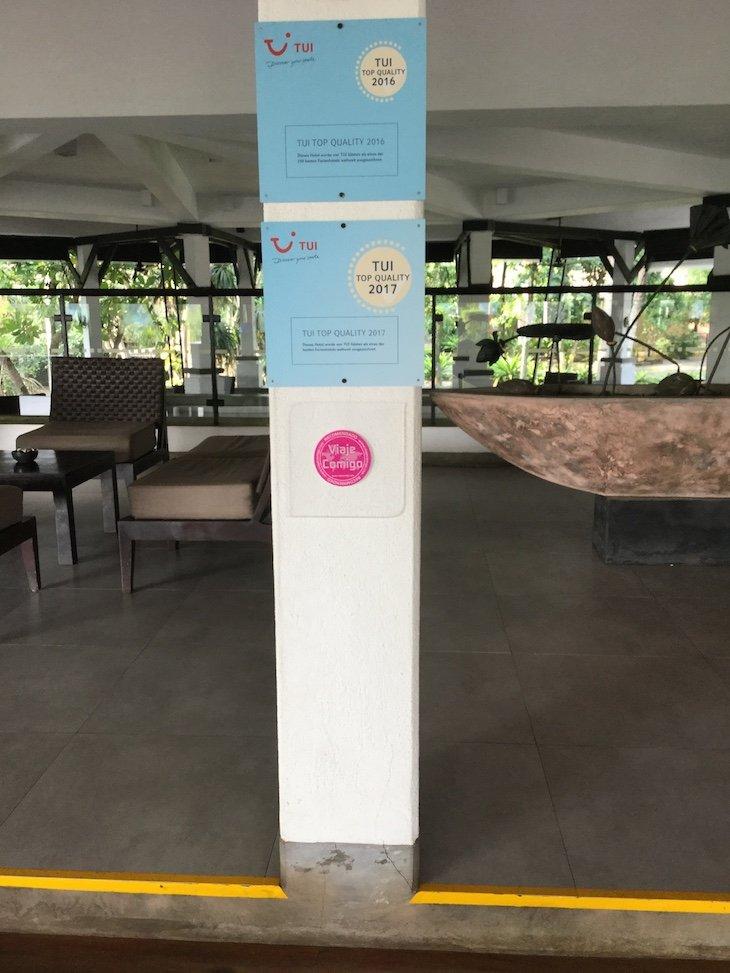 Selo Recomendado do Viaje Comigo no Club Hotel Dolphin - Sri Lanka