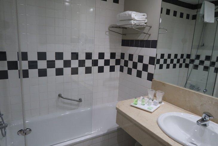 Hotel NH Bilbao Zubialde - Bilbau © Viaje Comigo