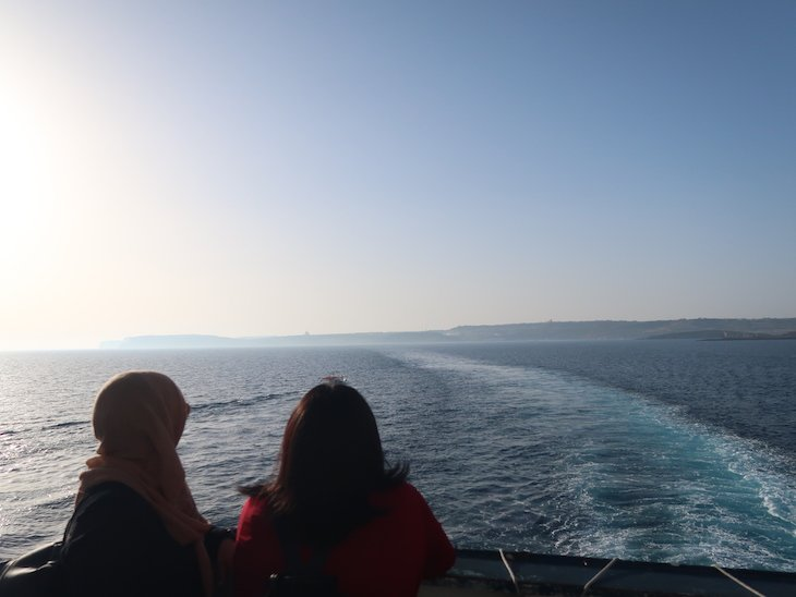 Adeus a Gozo - Malta © Viaje Comigo