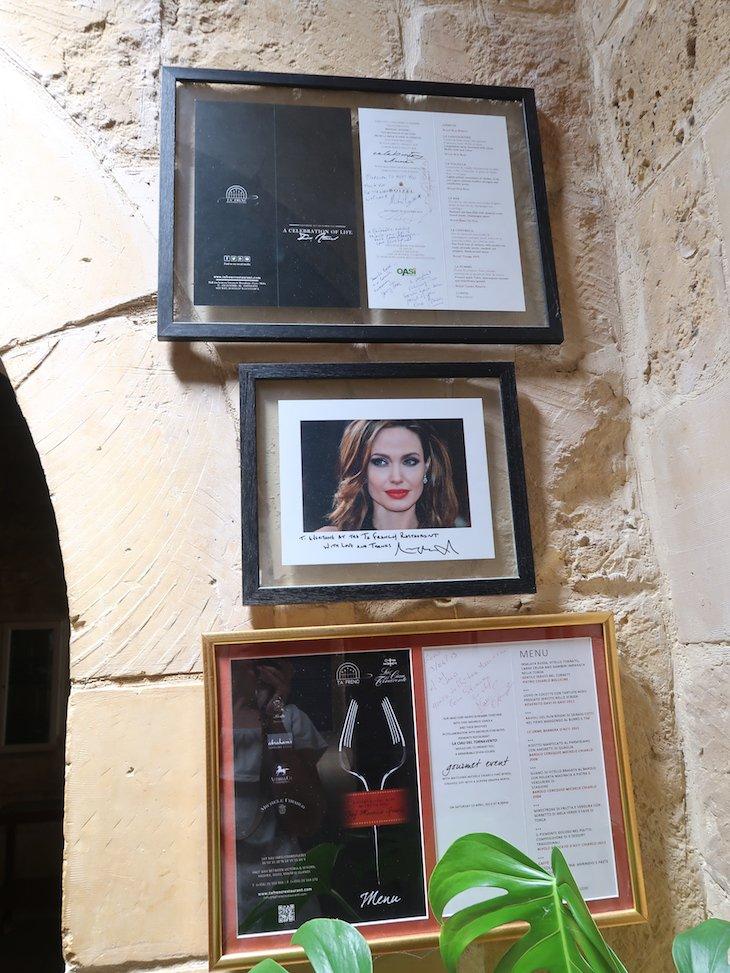 Restaurante Ta' Frenċ - ilha de Gozo - Malta © Viaje Comigo