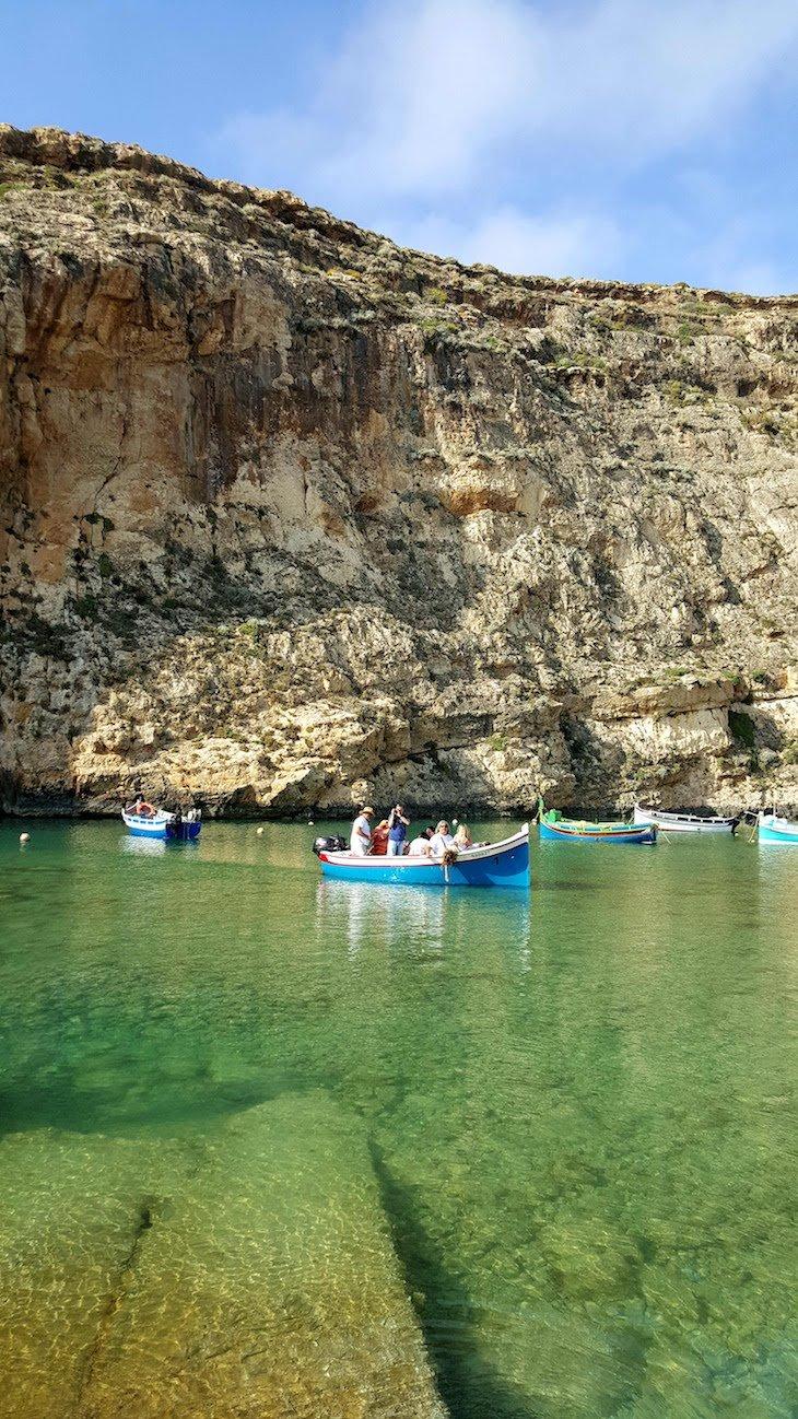 Dwejra - Gozo - Malta © Viaje Comigo