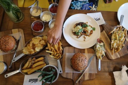 Restaurante Danny's Malta © Viaje Comigo