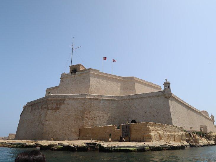 Forte Birgu, Città Vittoriosa, Malta © Viaje Comigo