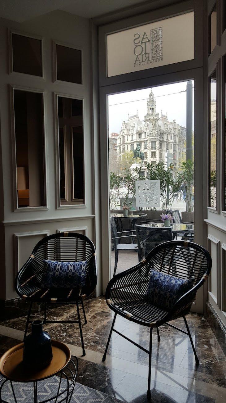 Restaurante Astória - Porto © Viaje Comigo