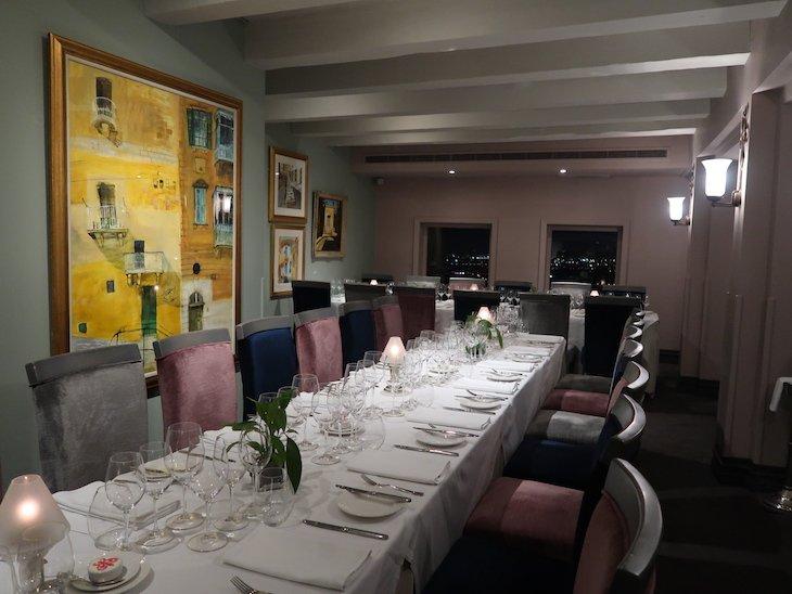 Restaurante De Mondion - Xara Palace Relais & Chateaux - Mdina - Malta © Viaje Comigo