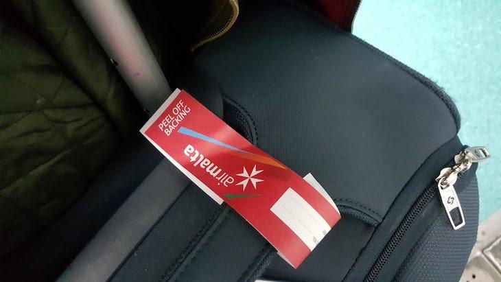 Air Malta © Viaje Comigo