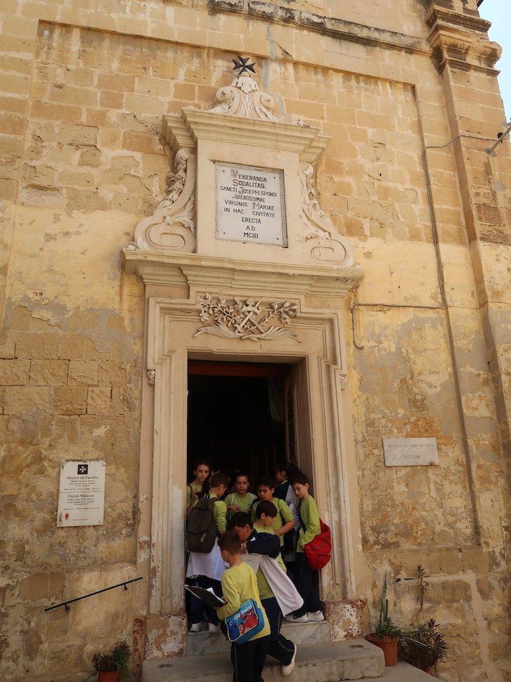 Birgu, Città Vittoriosa, Malta © Viaje Comigo
