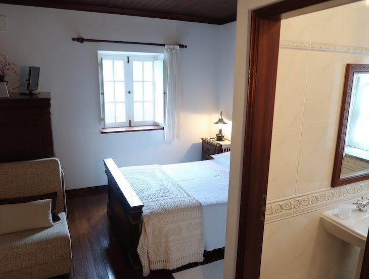 Quarto da Casa da Padaria, Piódão - Aldeias Históricas de Portugal © Viaje Comigo