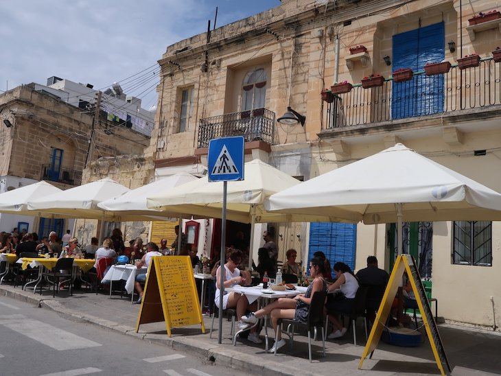 Marsaxlokk - Malta © Viaje Comigo