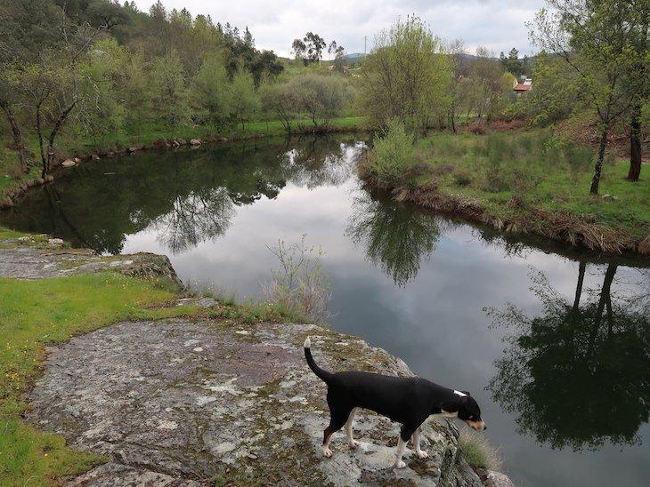 Ribeira da Bazágueda - Moinho do Maneio - Penamacor - Portugal © Viaje Comigo