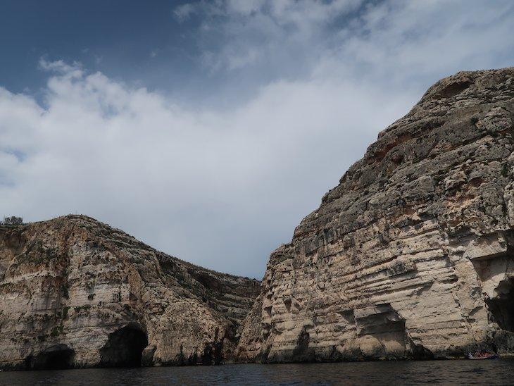 Blue Grotto - Malta © Viaje Comigo