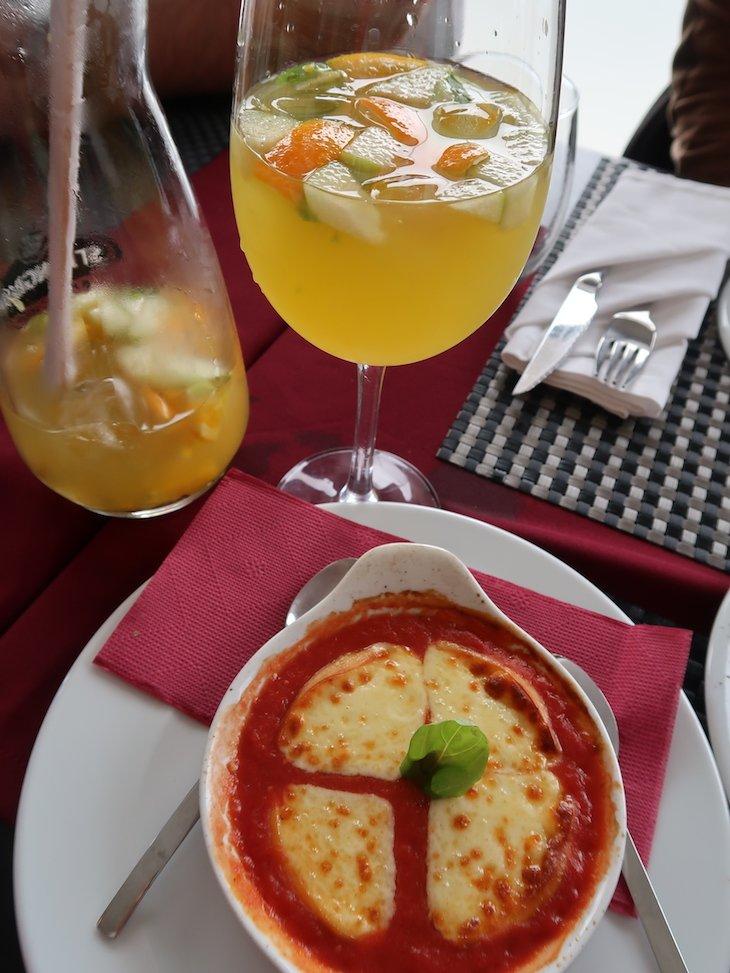 Provoleta e Sangria - Restaurante Fornalha, Matosinhos © Viaje Comigo