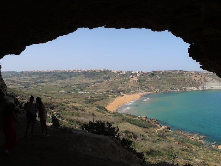 Tal-Mixta Cave - Gozo - Malta © Viaje Comigo