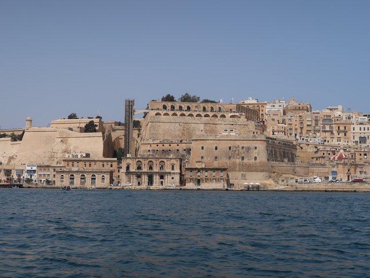 Passeio de barco de Birgu, Città Vittoriosa, Malta © Viaje Comigo
