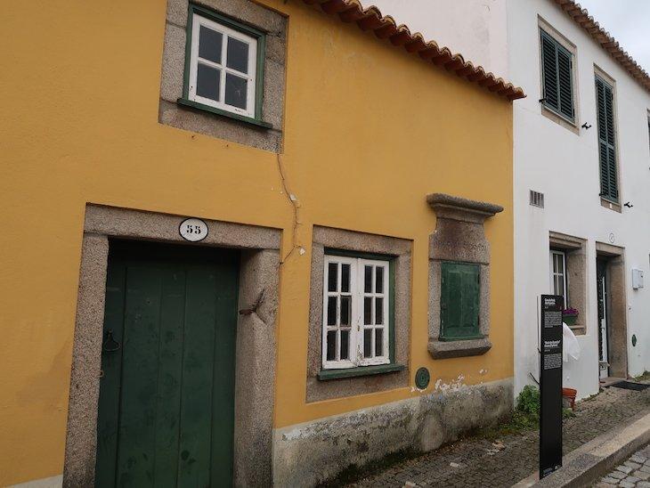Casa da Roda dos Expostos Almeida - Portugal © Viaje Comigo