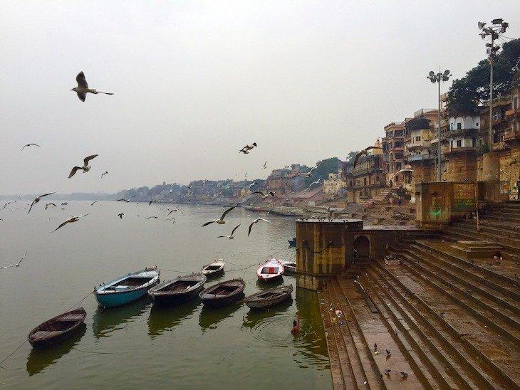 Varanasi - kraigseder © Pixabay