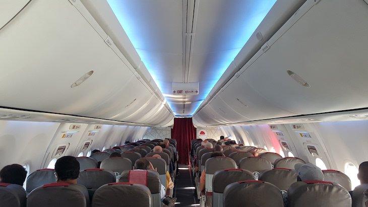 RAM - Royal Air Maroc © Viaje Comigo