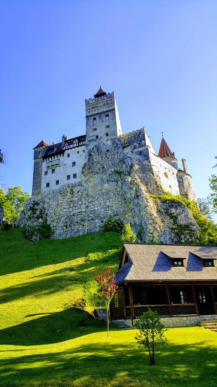 Castelo de Bran - Transilvania - Romenia © Viaje Comigo
