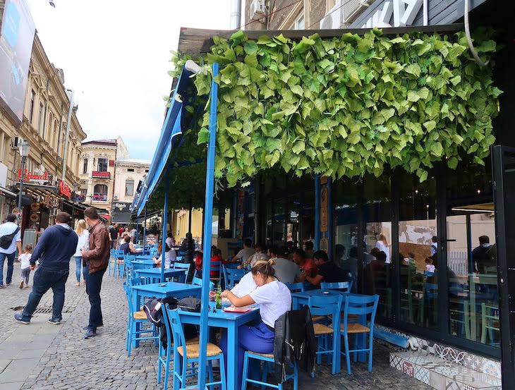 Bucareste - Roménia © Viaje Comigo