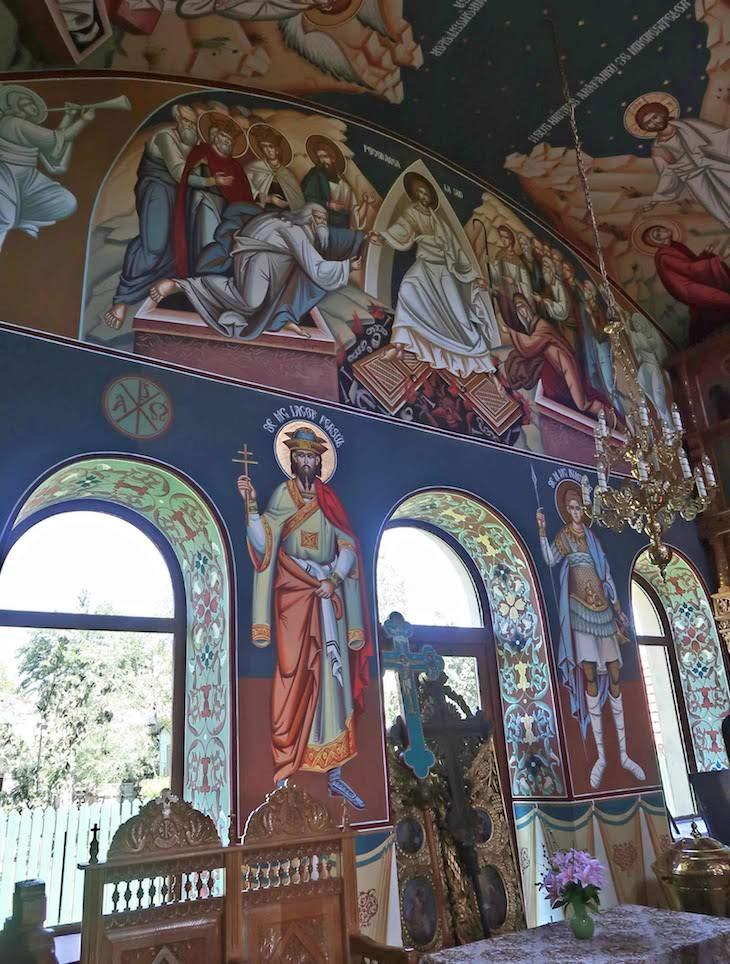 Igreja de Sfantu Gheorghe - Roménia © Viaje Comigo