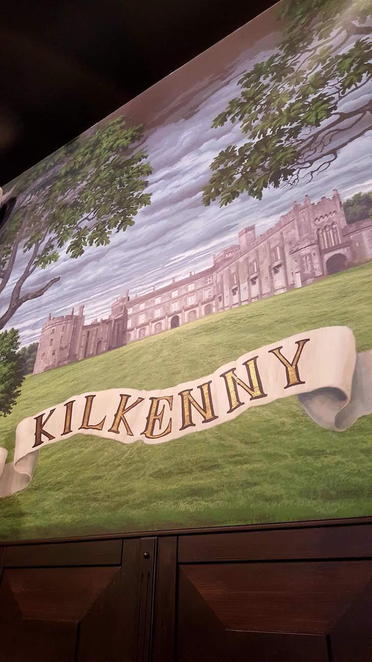 Kilkenny Irish Pub - Bucareste - Roménia © Viaje Comigo