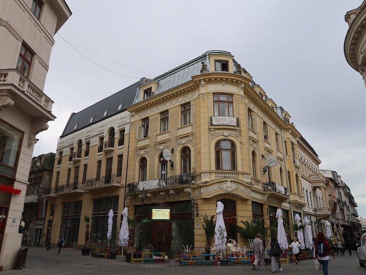Little Bucharest Hostel - Bucareste - Roménia © Viaje Comigo
