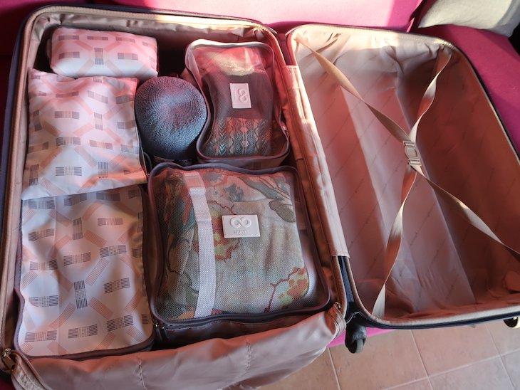 Organizadores de viagem da Bavel © Viaje Comigo
