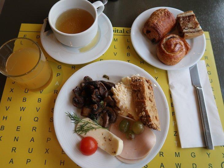 Hotel Golden Tulip Victoria Bucharest - Bucareste - Romenia © Viaje Comigo