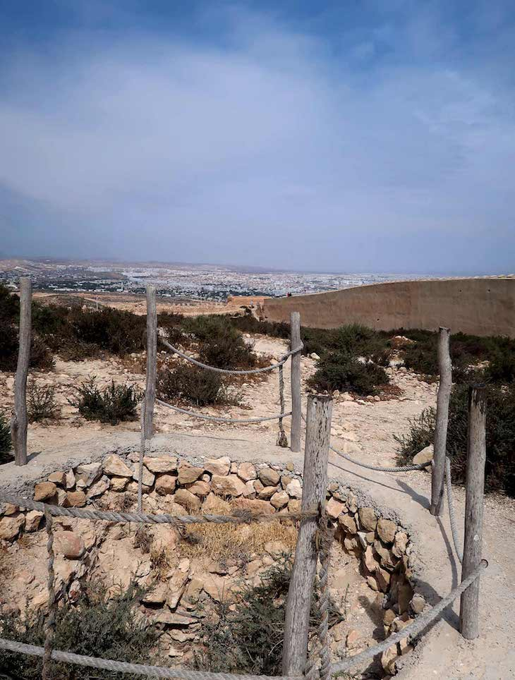 Kasbah de Agadir - Marrocos © Viaje Comigo
