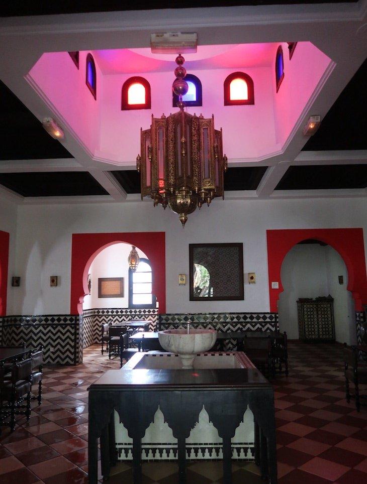 Jantar no L'Arganier - Club Med Agadir - Marrocos © Viaje Comigo