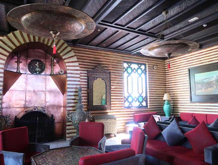 Cafe das Artes - Club Med Agadir - Marrocos © Viaje Comigo