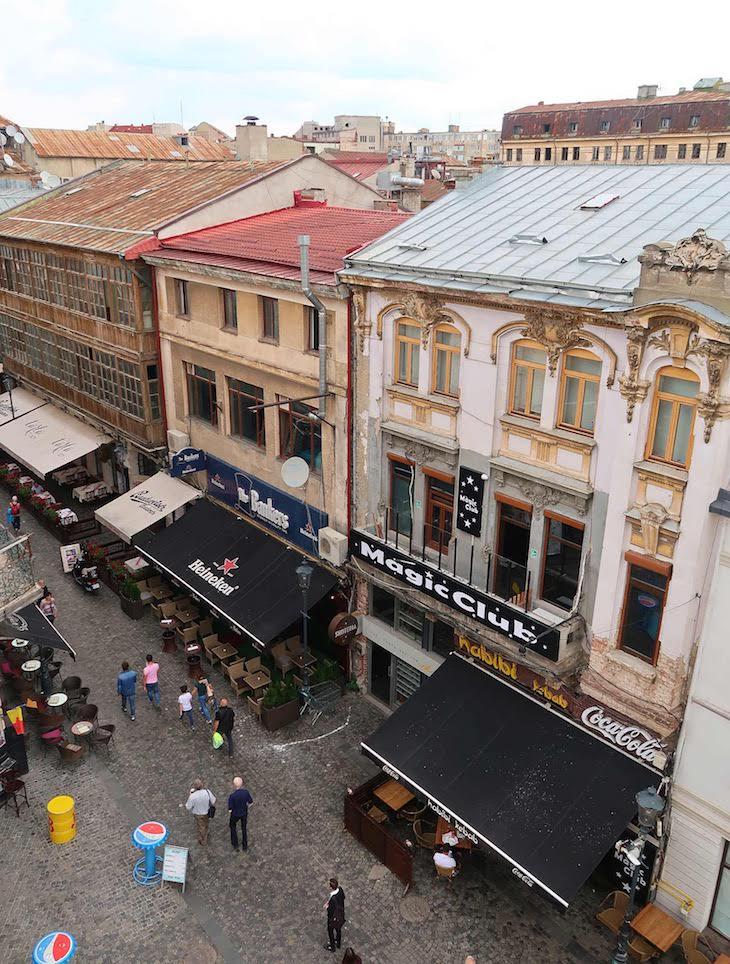 Nomad Sky Bar - Bucareste - Roménia © Viaje Comigo