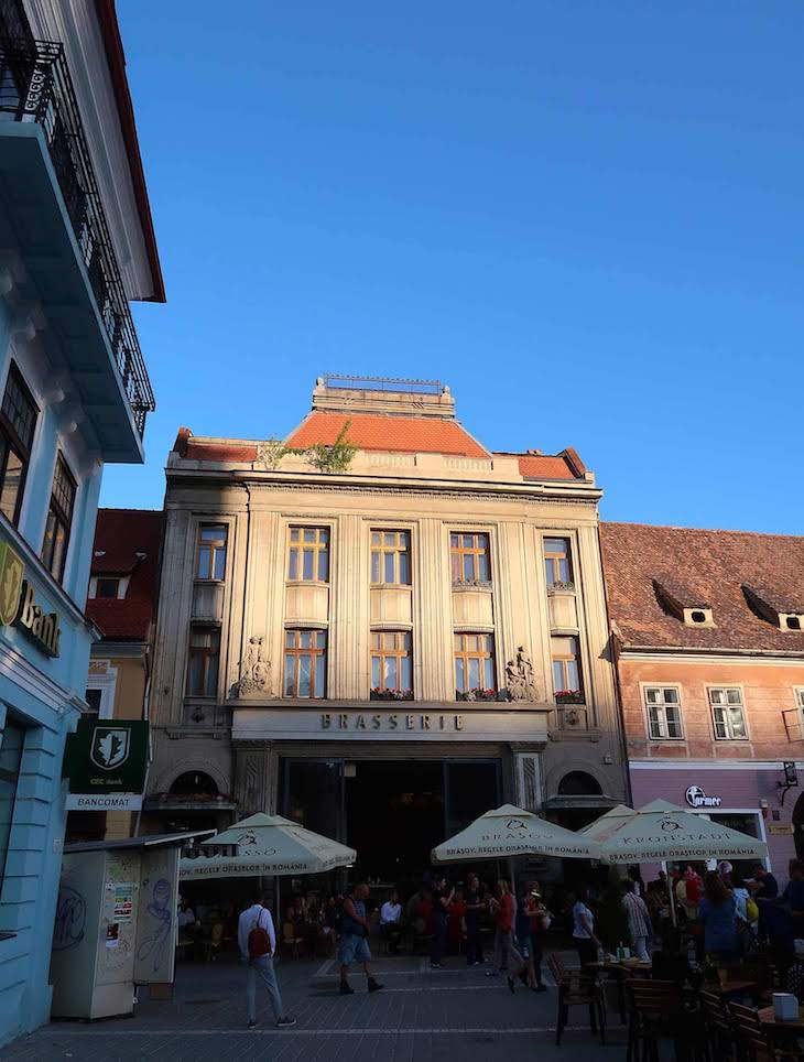 Brasov - Transilvânia - Roménia © Viaje Comigo