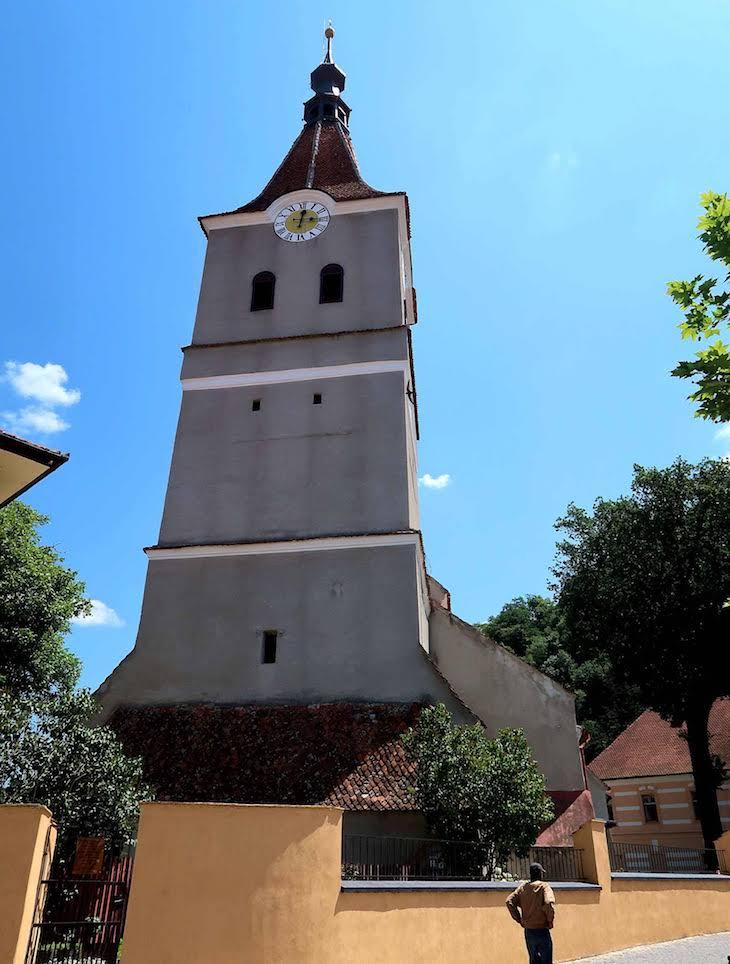 Rasnov - Transilvânia - Roménia © Viaje Comigo