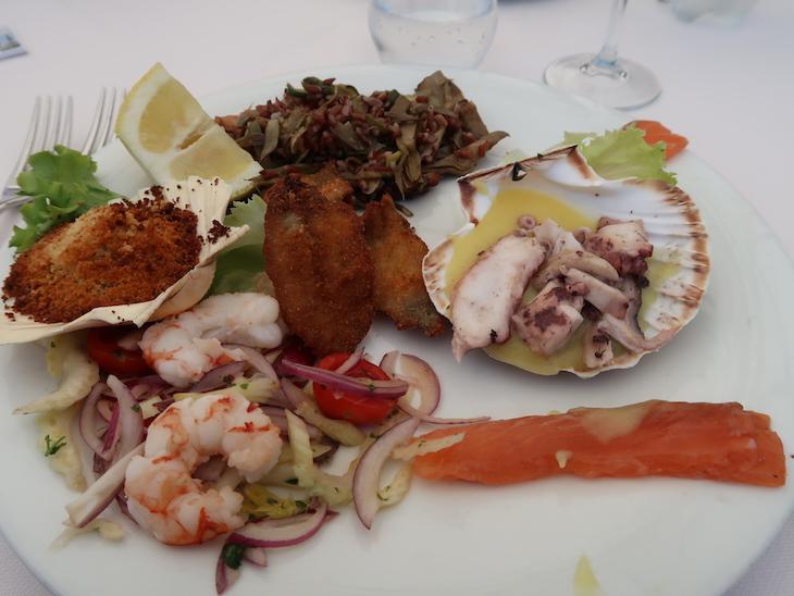 Restaurante Rococò - Vigevano - Itália © Viaje Comigo