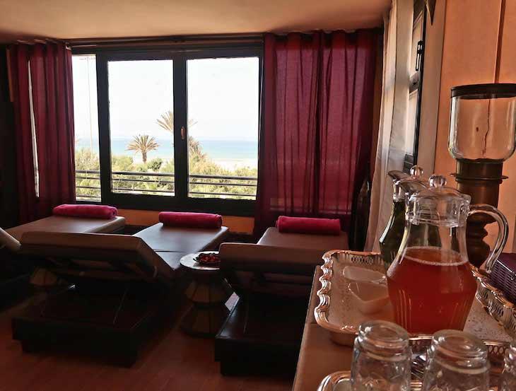 Spa do Club Med Agadir - Marrocos © Viaje Comigo