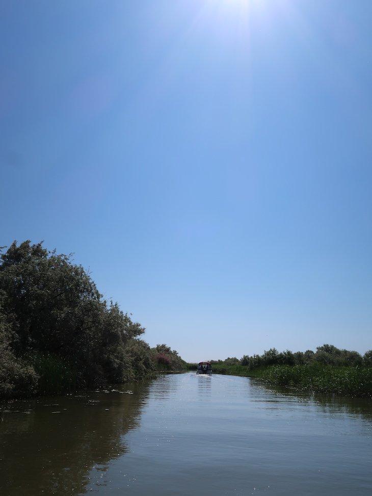 Delta do Danúbio - Roménia © Viaje Comigo