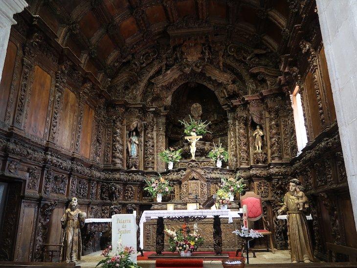 Igreja de Santiago - Castelo de Marialva - Portugal © Viaje Comigo
