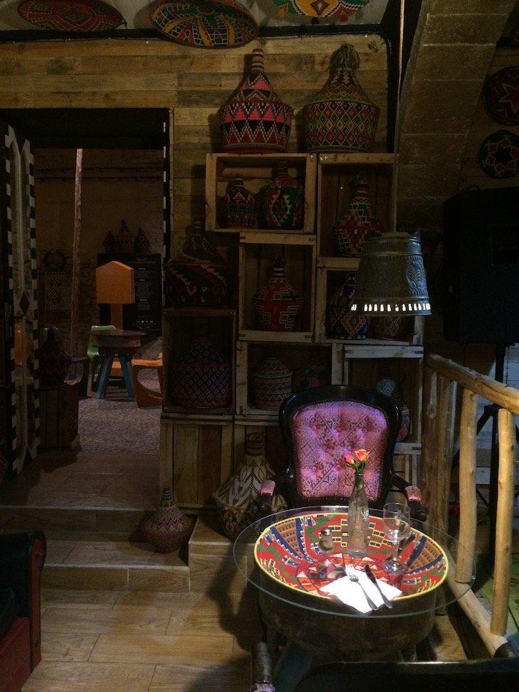 Bares modernos em Essaouira - Marrocos © Viaje Comigo