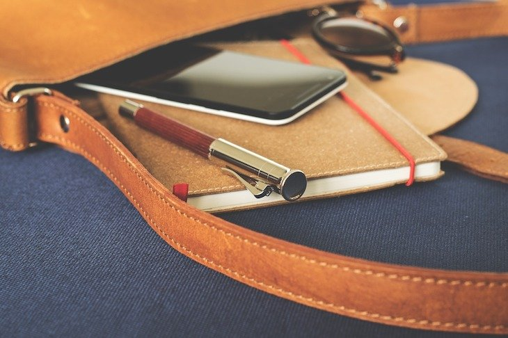 Levar caneta - Imagem: Pixabay