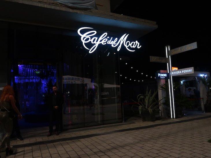 Café Del Mar - Mamaia - Roménia © Viaje Comigo