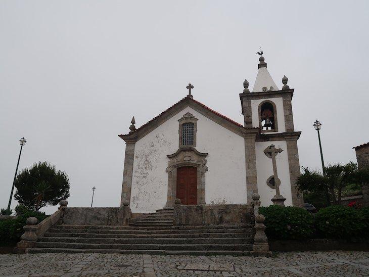 Igreja Matriz - Linhares da Beira - Portugal © Viaje Comigo
