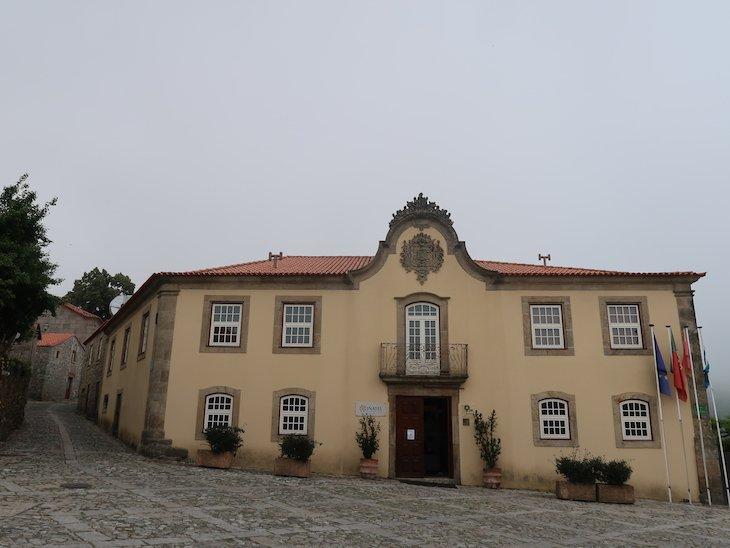 INATEL Linhares da Beira Hotel Rural © Viaje Comigo
