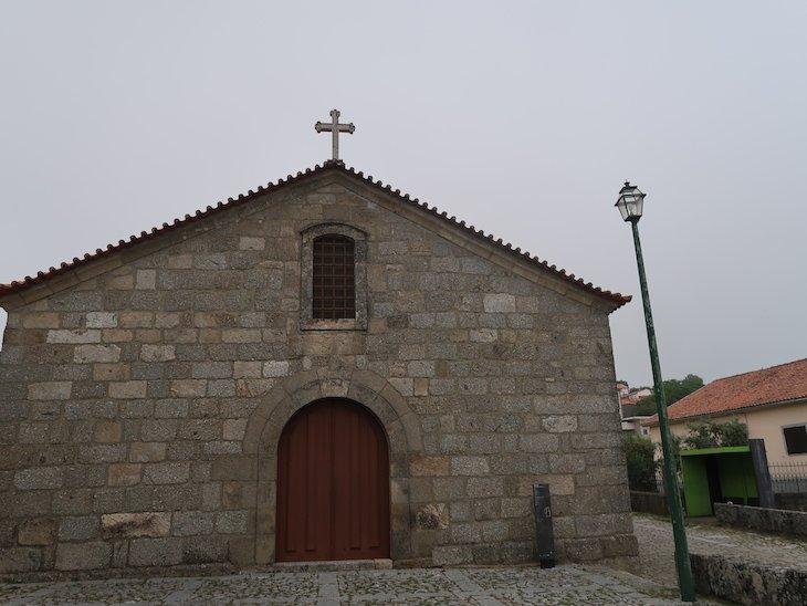 Igreja da Misericórdia - Linhares da Beira - Portugal © Viaje Comigo