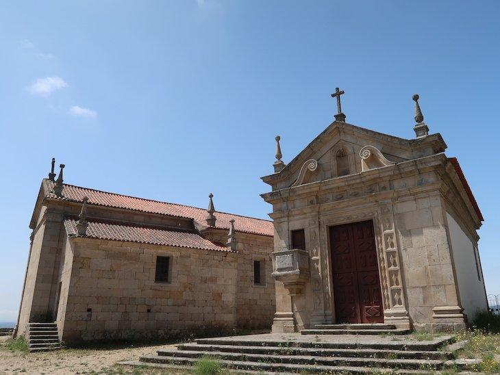 Capela do Senhor dos Passos - Castelo de Marialva - Portugal © Viaje Comigo