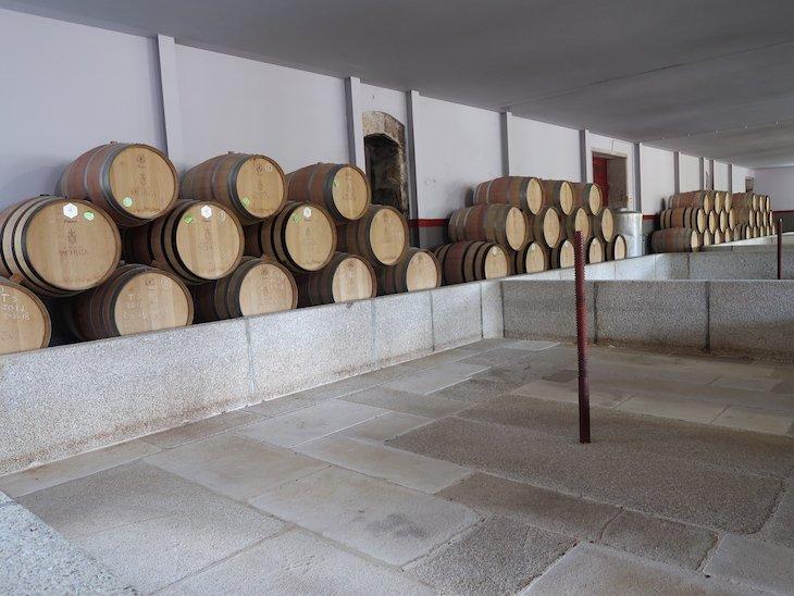 Lagares da Quinta da Pacheca - Lamego - Douro © Viaje Comigo
