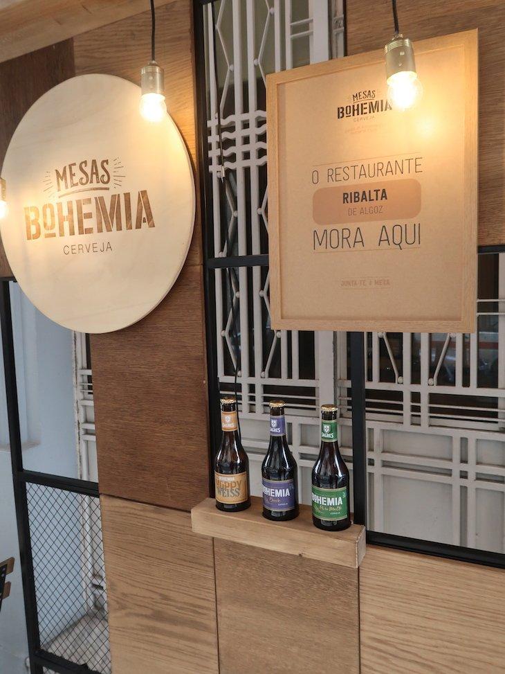 Restaurante Coma, no Porto, acolheu as Mesas Bohemia © Viaje Comigo