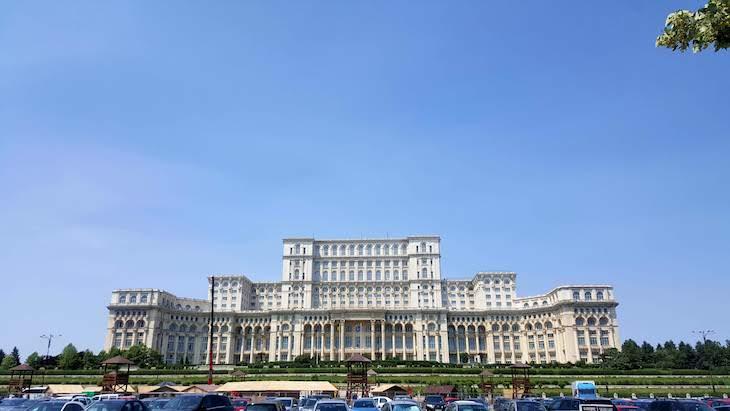 Palácio do Parlamento - Bucareste - Roménia © Viaje Comigo