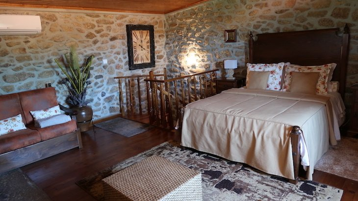 Casa das Talhas Casas do Juizo - Pinhel - Guarda - Portugal © Viaje Comigo